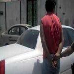 مخمور يهرب بسيارة الدورية بعد القبض عليه بالمدينة المنورة