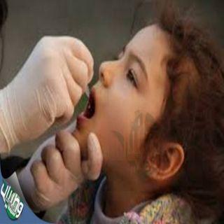 مركز صحي الطلا ليع غرب #المجاردة  يزور المنازل لتطعيم الأطفال