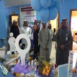 مستشفى #سبت_العلاية نظم فعاليات للتوعية بمرض السكري وسرطان الثدي