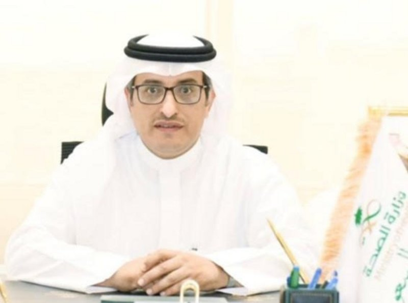 مدير الشؤون الصحية بمنطقة عسير خالد بن عايض عسيري