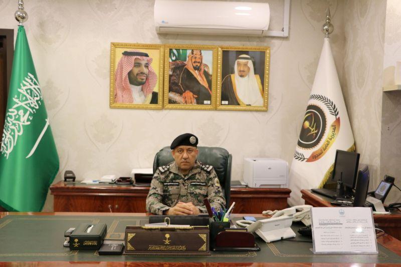 مدير عام السجون بمنطقة عسير العميد سلمان بن عبدالعزيز العواد