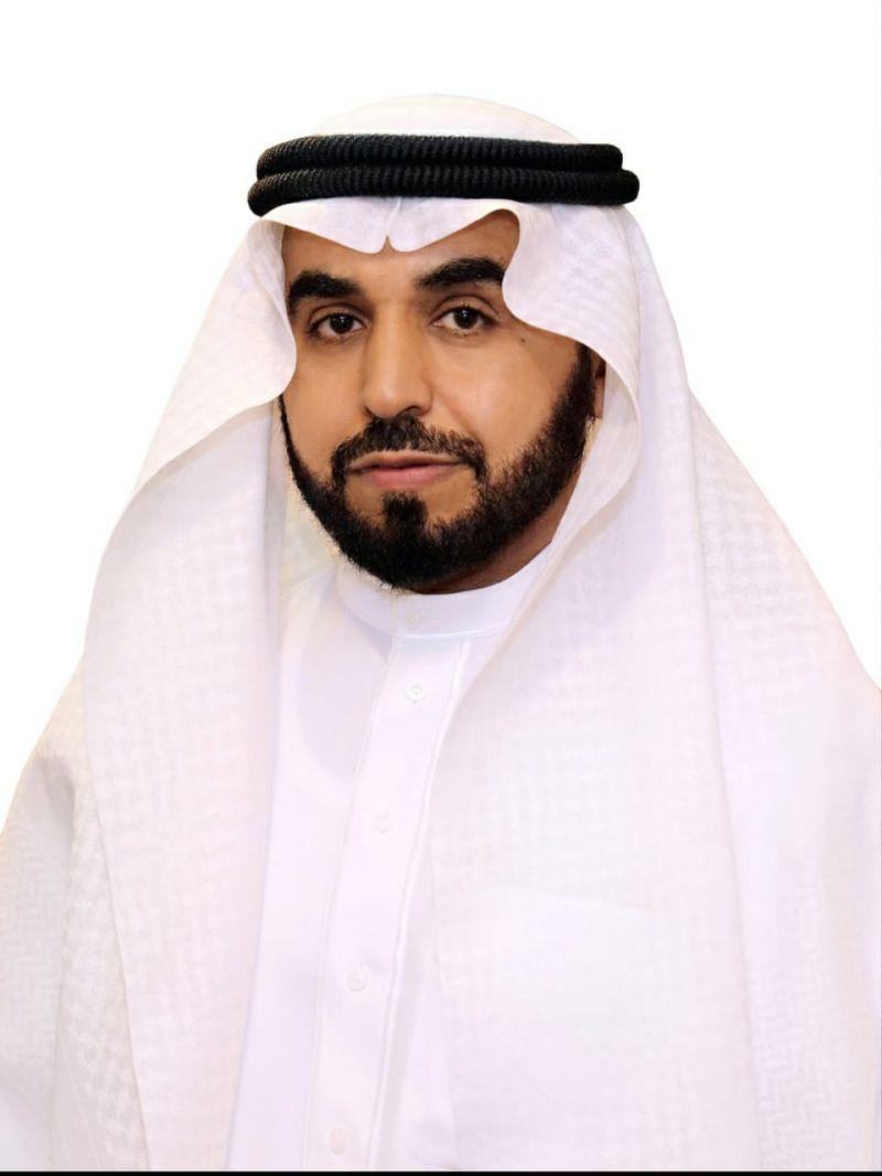 محافظ المؤسسة الدكتور أحمد الفهيد