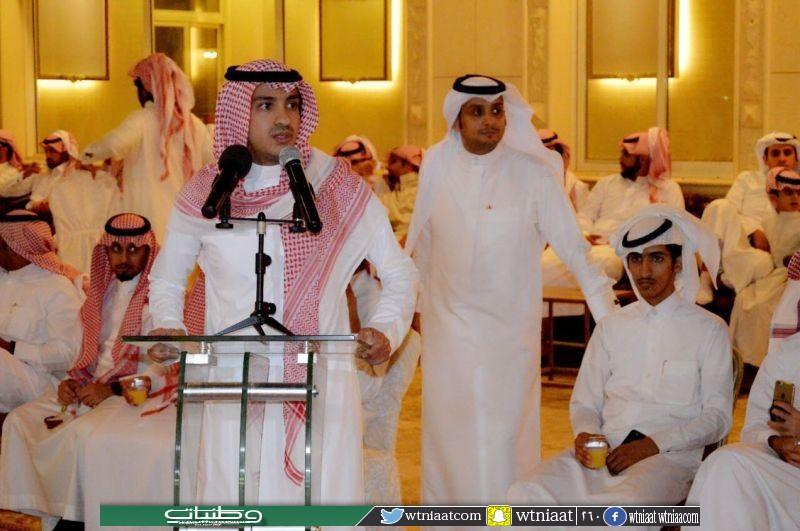 كبير مذيعي التلفزيون السعودي في ضيافة رجل الاعمال القحطاني ...