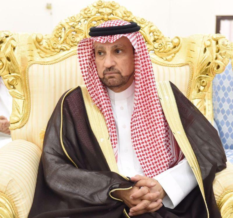 محافظ البكيرية الأستاذ محمد بن علي العريفي