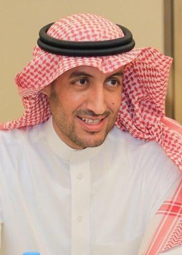 ئيس نادي البكيرية الأستاذ عبد الرحمن الحضيف