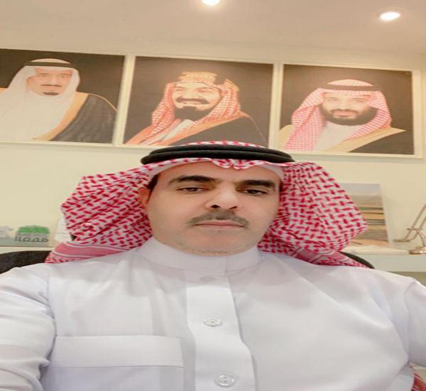 الأستاذ عبدالعزيز بن محمد العوفي المدير التنفيذي للمهرجان