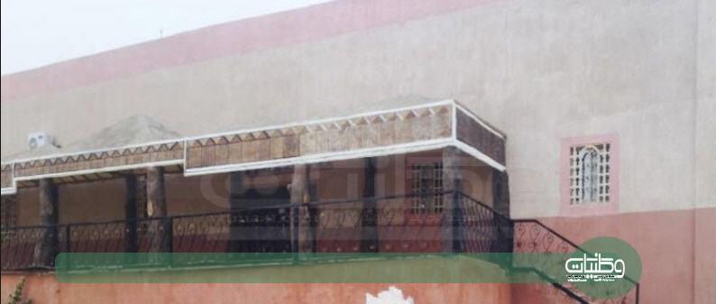 مبنى حضاري ثلوث المنظر