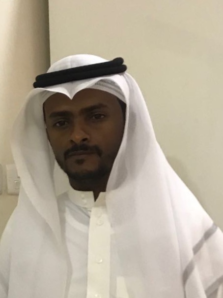 رئيس فريق العالمي /مفرح علي عمر